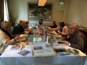 Workshop at The  George Hotel, Yarmouth